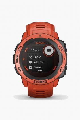 Comprar online Smartwatch Garmin Instinct Solar
