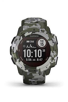 Comprar Smartwatch Garmin Instinct Solar Camo Militar