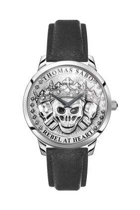 Reloj Thomas Sabo Rebel Spirit Calaveras 3D