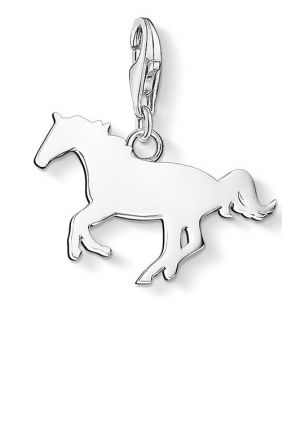 Thomas Sabo colgante charm caballo