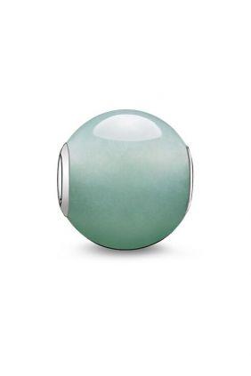 Comprar Venturina verde Thomas Sabo Karma beads K0049-010-6 barato