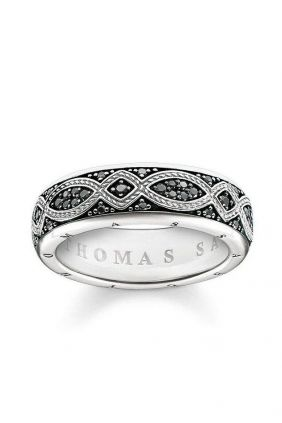 Thomas Sabo anillo alianza Love Knot...  Rock&Roooooll!