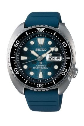 Reloj Seiko Automático Prospex Diver SAVE THE OCEAN KING TURTLE